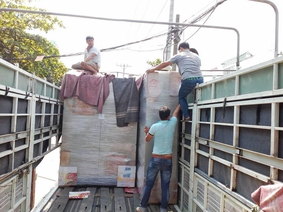 chành xe chuyển hàng đi thanh hóa
