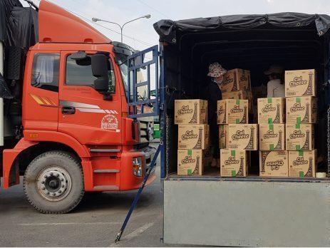 Chành xe chuyển hàng Sài Gòn Đà Nẵng