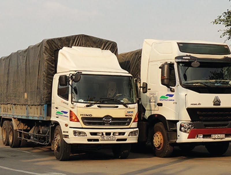 Chành xe chuyển hàng đi Hà Nam