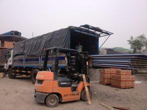 Chành xe chuyển hàng đi Hà Tĩnh