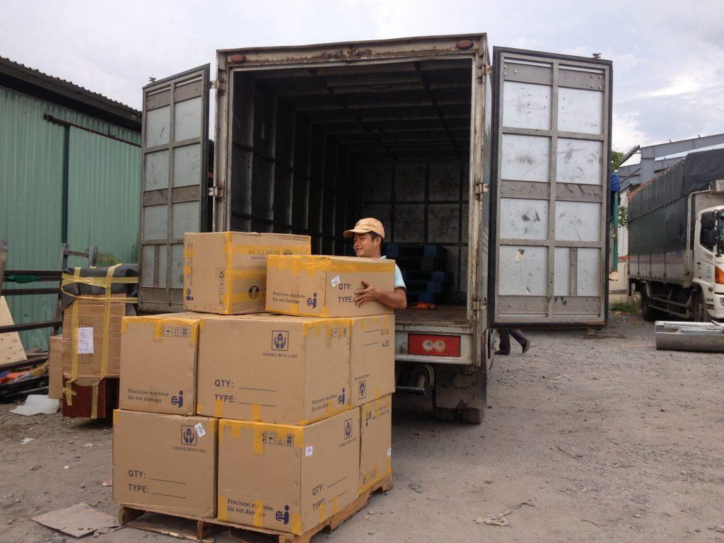 Chành xe chuyển hàng đi Hưng Yên