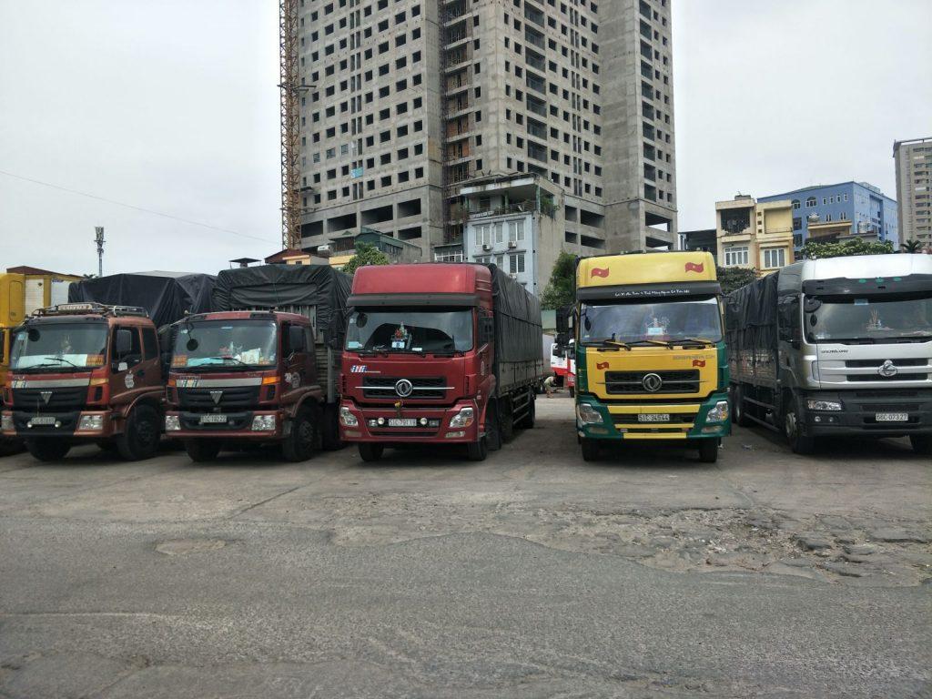 Chành xe chuyển hàng đi Nha Trang Khánh Hòa
