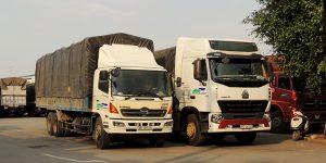 Chành xe chuyển hàng đi Ninh Thuận