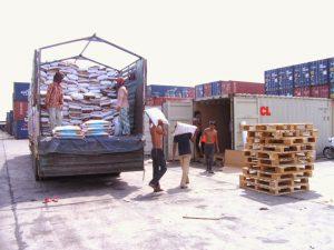 Chành xe chuyển hàng đi Vĩnh Phúc