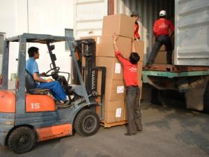 Chành xe vận chuyển hàng hóa đi Cần Thơ