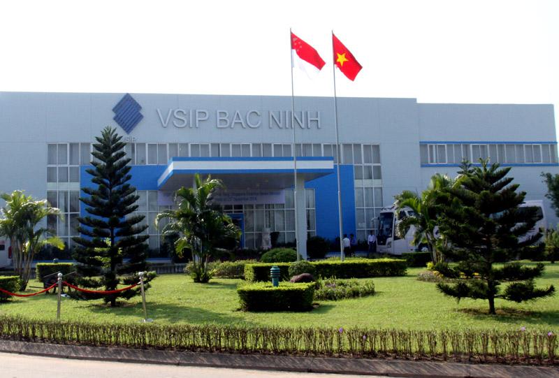 KCN VISIP Bắc Ninh