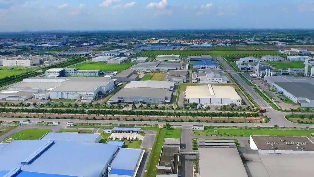 Vận chuyển hàng đi Khu công nghiệp Thăng Long – Hà Nội