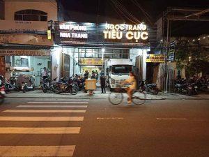 Nhà xe Ngọc Trang